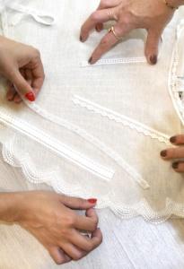 Mélodie Boitard - créatrice robe de mariée paris