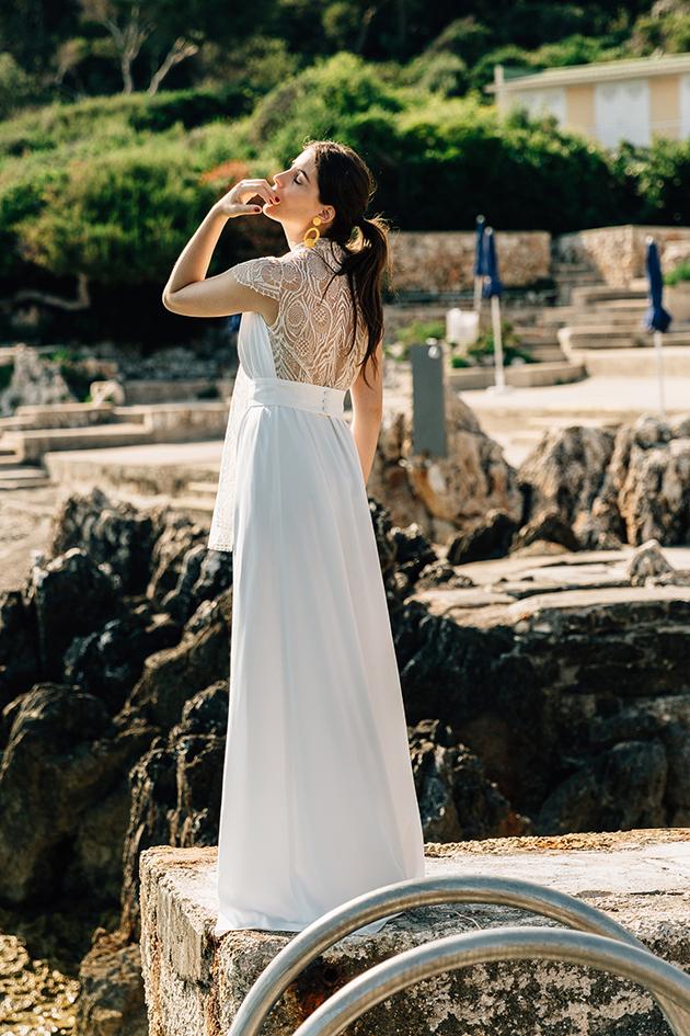 robe de mariée paris - amanthea - mélodie boitard